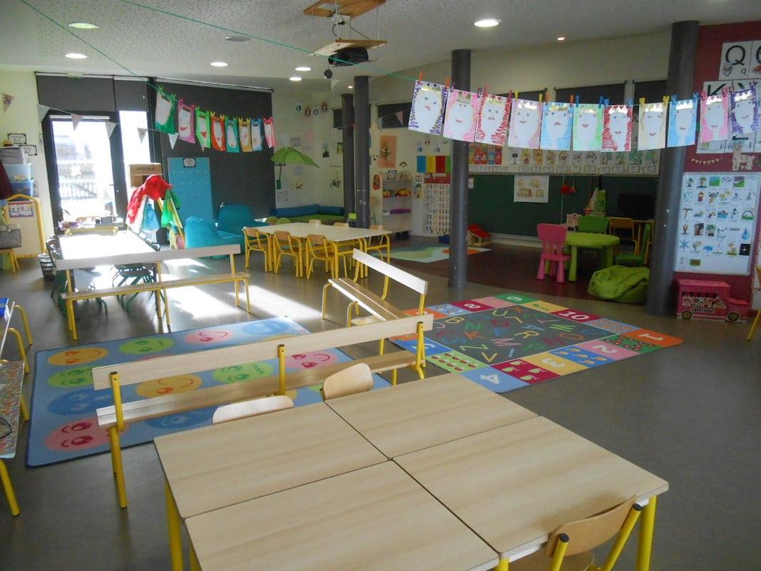 Langoat école Pierre Le Grand