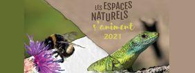 LES ESPACES NATURELS S'ANIMENT – Programme 2021