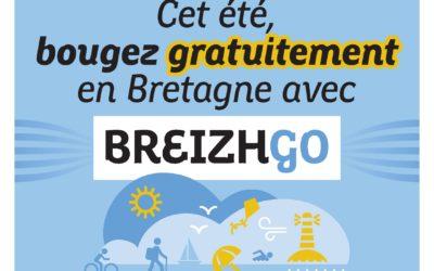 OPÉRATION GRATUITÉ BREIZHGO DESTINÉE AUX JEUNES